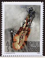Австрия 1980 г.