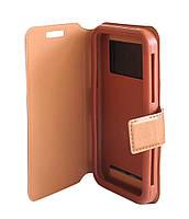 Боковая книжка Florence Travel для HTC Desire VC T328d книжка вбок, чехол подставка, обложка
