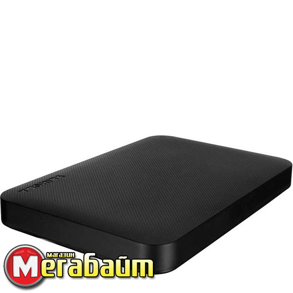"Накопитель внешний HDD 2.5"" USB 500GB Toshiba Canvio Ready Black (HDTP205EK3AA)"
