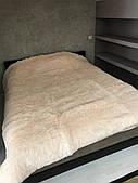 Покрывало-одеяло травка 220х230 с длинным ворсом