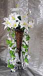 Лилии подвесные  с росой 80 см, фото 3