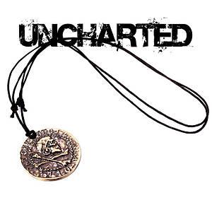 Кулон монета Дрейка Uncharted