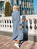 Женское платье в полоску, размеры SML, фото 5