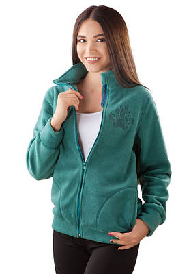 32116902aedf Флисовая кофта женская. Разные цвета: продажа, цена в Киеве. домашняя  одежда женская от