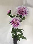 Хризантема Искусственная 3 цветка, фото 4