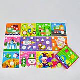 """Мозаика """"Кольорова фантазія"""" 7296 Fun Game, фото 3"""