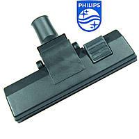 Щетка под трубу D=32 для пылесоса Philips под трубу (пластиковый низ)