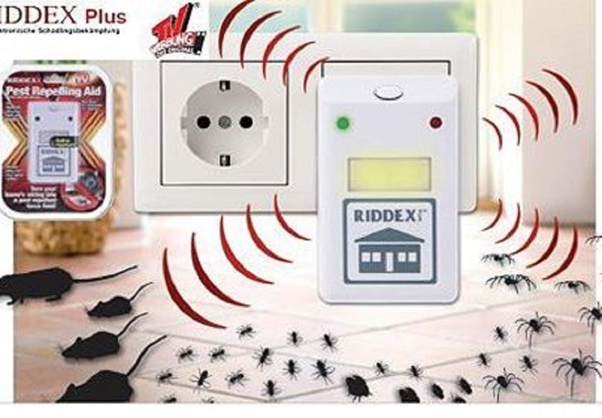 Отпугиватель тараканов, грызунов, насекомых RIDDEX PLUS Pest Repelling Aid Ридекс плюс