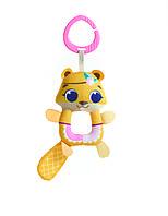 Игрушка-подвеска Tiny love Бобер Альбертина