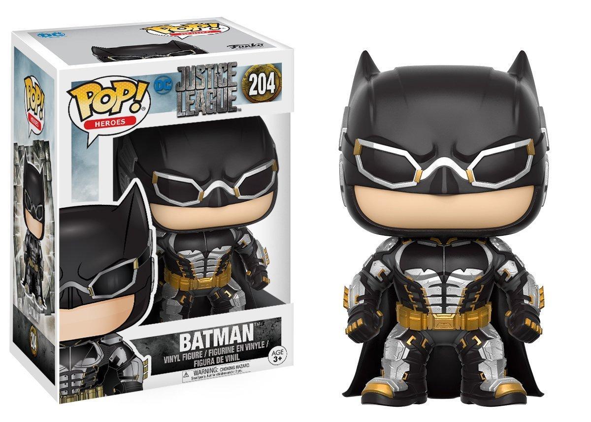 Бэтмен Лига Справедливости виниловая фигурка/ Funko POP Batman POP Action Figure