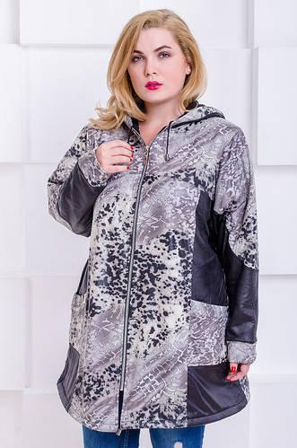 39e773e8 Женские ветровки больших размеров оптом и в розницу - купить в Украине  недорого - FaShop