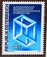 Австрия 1981 г.