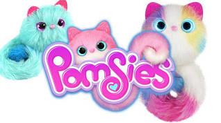 Интерактивная игрушка Помзис / Pomsies