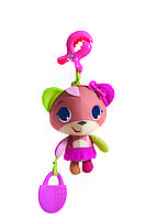 Игрушка-подвеска прорезыватель Tiny love Маленький медвежонок Изи