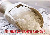 Солевые ванны: когда требуется принимать