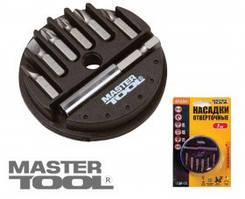 MasterTool  Насадки отверточные  набор 7 эл. (1), Арт.: 40-0381