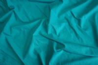 Двунитка футер трикотажное полотно(бирюза)