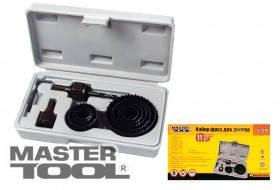 MasterTool  Набор фрез для дерева 11 шт., 30-65 мм (1), Арт.: 12-2570