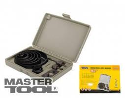 MasterTool  Набор фрез для дерева, 16 шт.,19-127 мм, Арт.: 12-2572