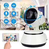 Беспроводная IP Камера Wi-Fi 360 видео наблюдения