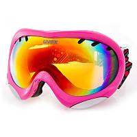 Очки лыжные UVEX NO:SG363 розовый
