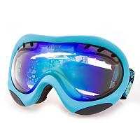 Очки лыжные UVEX NO:SG363 синий