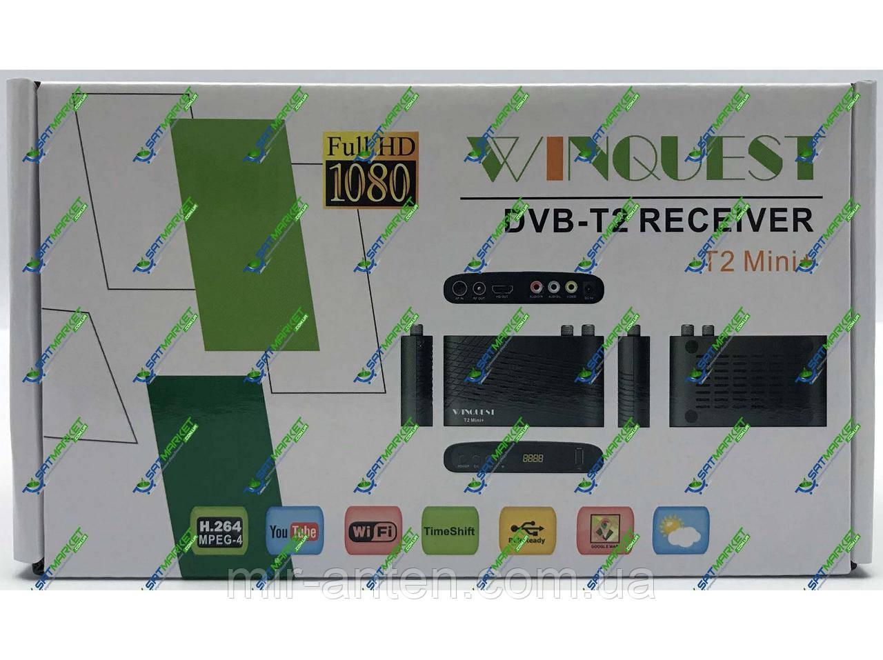 Winquest T2 Mini+ DVB-T2 Dolby Digital AC3
