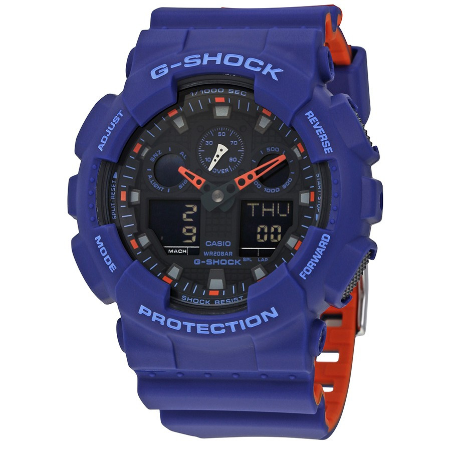 Часы Casio G-Shock GA100L-2A