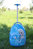 Дитяча валіза на 2 коліщатках Холодне Серце 22 літри