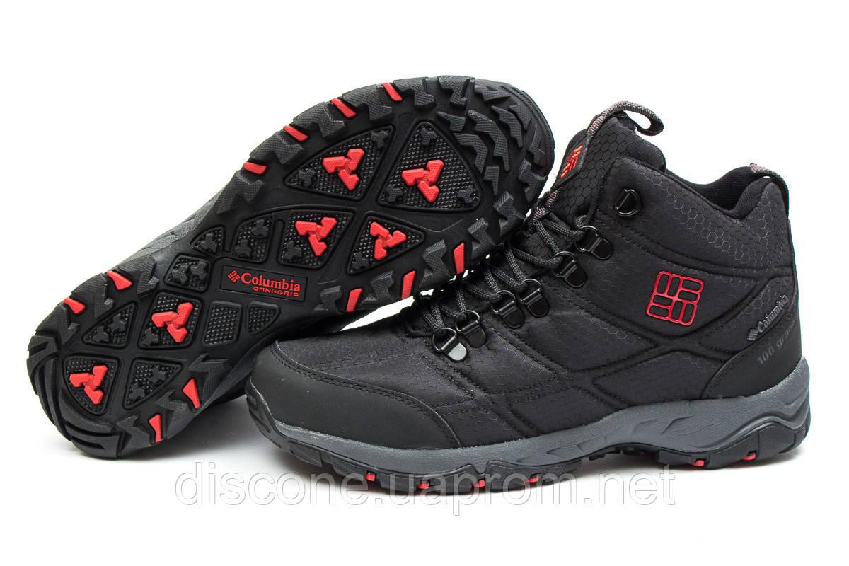 Зимние ботинки ►  Columbia Firecamp,  черные (Код: 30121) ►(нет на складе) П Р О Д А Н О!