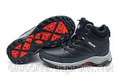 Зимние женские ботинки 30152 ► Vegas, темно-синие ✅SALE! 54% ► [ 36 ]