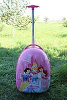 Дитяча валіза на 2 коліщатках Принцеси Діснея 22 літри
