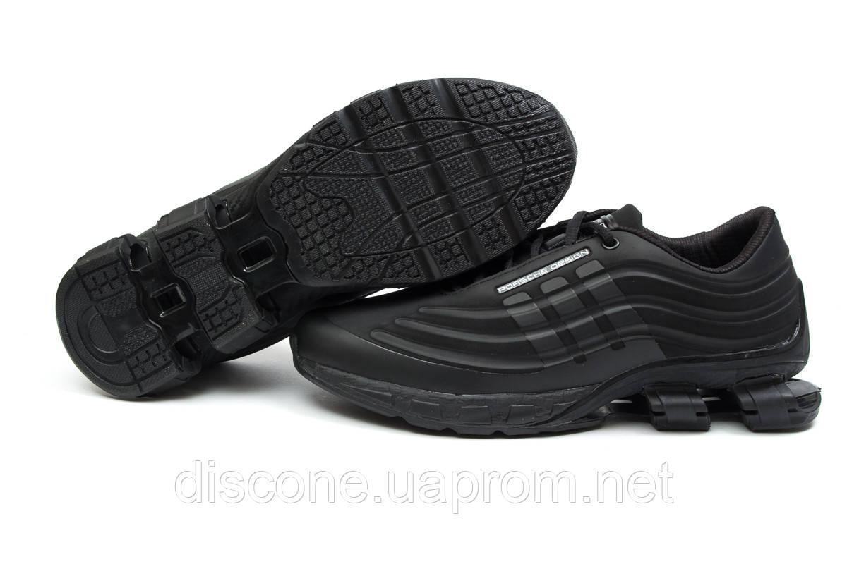 Кроссовки мужские ► Аdidas Porsche Desighn,  черные (Код: 14734) ►(нет на складе) П Р О Д А Н О!