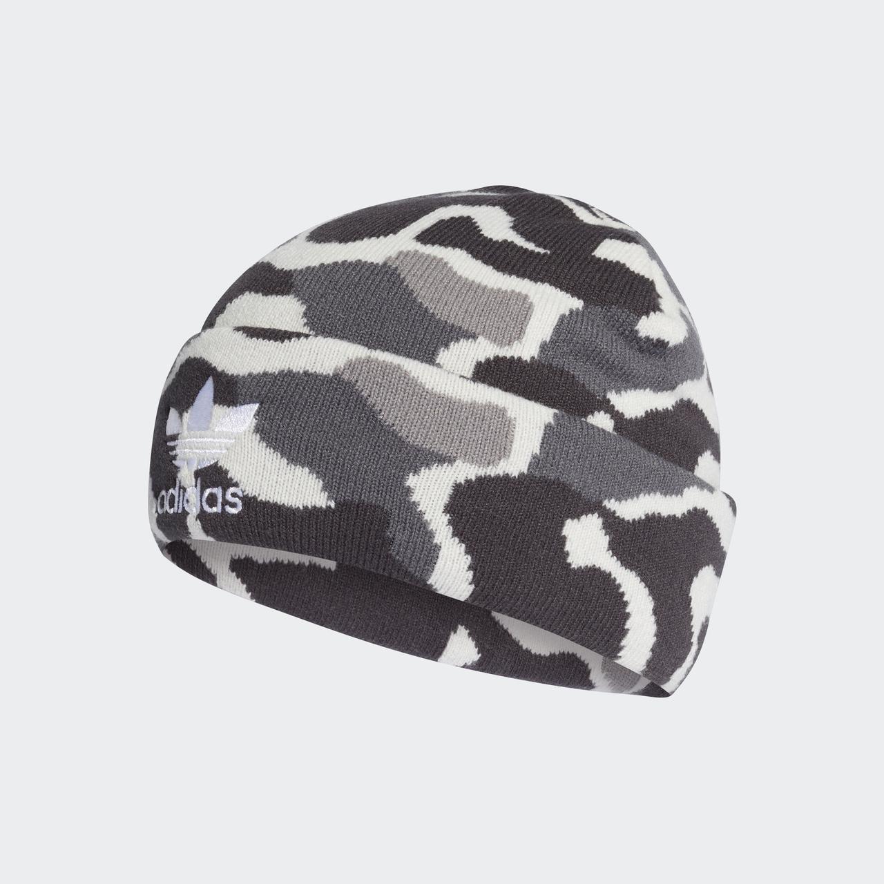 meet 78217 2a11d Шапка-бини adidas Camouflage DH1019 - 2018 2 - Интернет магазин Tip - все