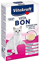 24033 Vitakraft Vita-Bon Мультивитамины для кошек, 31 шт