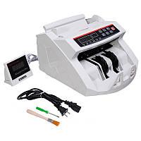 Счетная машинка для денег детектор валют Bill Counter 2108 UV MG