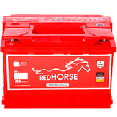 Аккумуляторы RED HORSE (Украина)