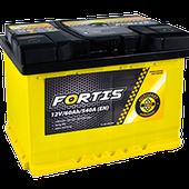 Акумулятори FORTIS (Польща)