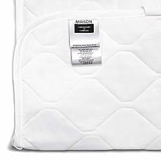 Наматрасник Хлопок 140х200 с резинкой по углам Стандарт Cotton 260, фото 2