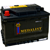 Аккумуляторы MEDALIST (Южная Корея)