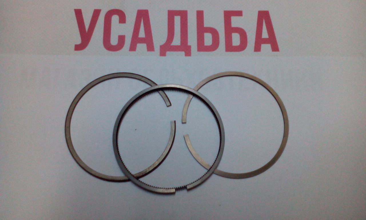 Кольца поршневые 76мм 177F