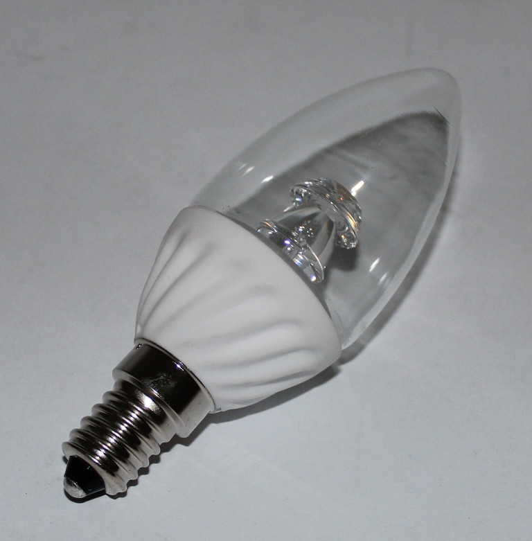 Світлодіодна лампа LED 3.5 Вт\220В (E14), Одеса