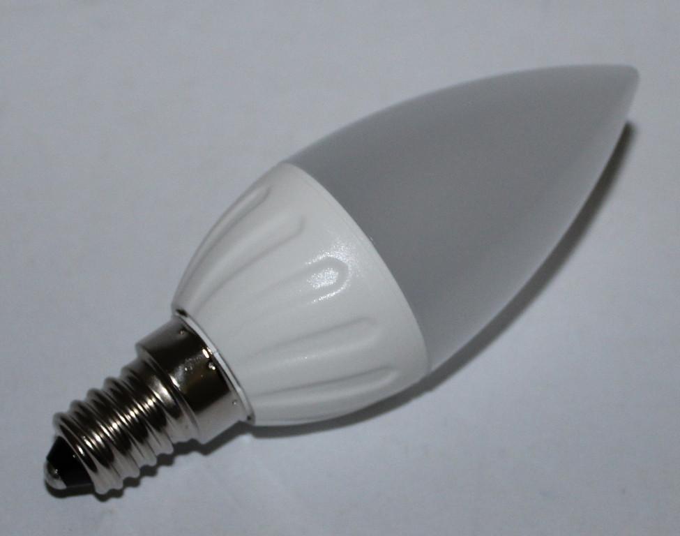 Світлодіодна лампа LED 2Вт\220В (E14), Одеса