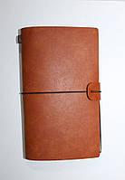 Блокнот ручной сборки Nbook Коричневый