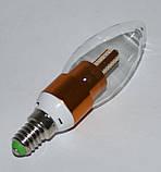 Светодиодная лампа LED 220В (E14), Одесса, фото 6