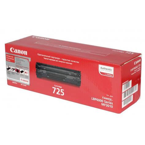 Заправка картриджей Canon 725 , фото 2