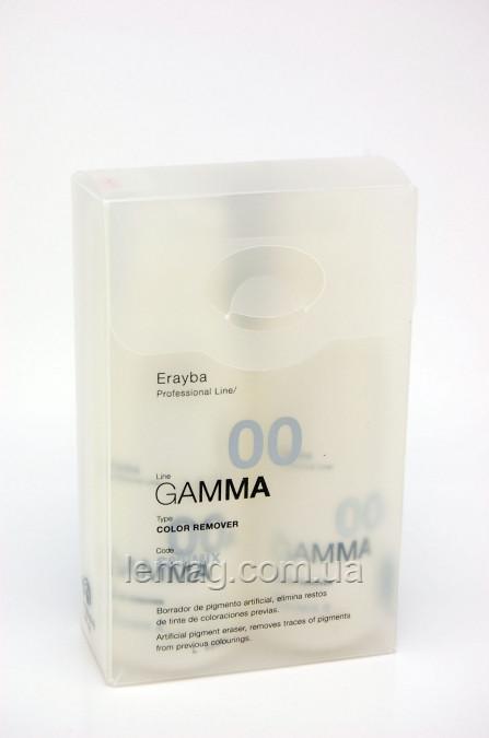 Erayba Professional GAMMA G00 COLOR REMOVER mix Средство для удаления пигмента, 2 x 100 мл