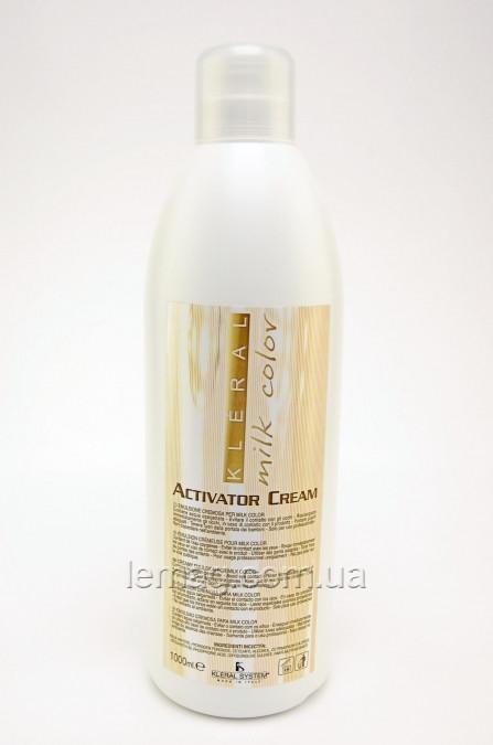 Kleral System Milk Color Activator Cream Окислительная эмульсия безаммичная, 1000 мл