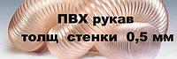 Шланги ПВХ для форматно-розкрійних верстатів 80*0,5 мм