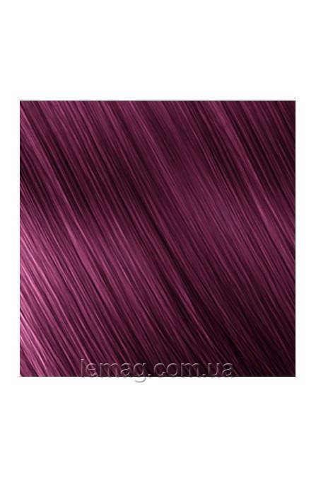 Nouvelle X-Chromatic Hair Color Стойкая крем-краска 6.20 - Темно-фиолетовый русый, 100 мл